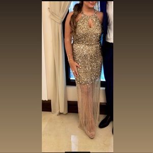 Parker Beaded Gown